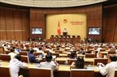 Tuần làm việc thứ ba của Kỳ họp thứ 7 Quốc hội chất vấn 4 Tư lệnh ngành