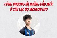 Công Phượng và những dấu mốc ở Incheon Utd