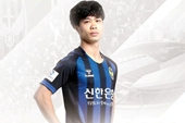 CLB Incheon United chia tay Công Phượng