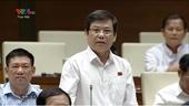 Viện trưởng VKSND tối cao Lê Minh Trí tham gia trả lời chất vấn Đại biểu Quốc hội