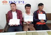 Triệt phá đường dây ma túy cực lớn ở Mộc Châu