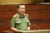 Bộ trưởng Tô Lâm Sẽ nghiên cứu khôi phục quy định xử lý hình sự người nghiện ma tuý