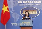 Việt Nam lên tiếng về phát ngôn của Thủ tướng Singapore về vấn đề Campuchia