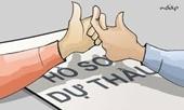 Nghiêm cấm hành vi cản trở nhà thầu mua hồ sơ mời thầu
