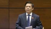 Bộ trưởng GTVT nhận trách nhiệm về lái xe nghiện ma túy, hứa xử lý nghiêm xe quá tải