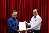 Bộ Nội vụ, Bộ Y tế bổ nhiệm nhân sự Vụ Công tác thanh niên và Bệnh viện Chợ Rẫy