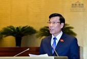 """Chất vấn Bộ trưởng Nguyễn Ngọc Thiện """"Nóng"""" vấn đề quản lý văn hóa, biểu diễn, điện ảnh"""