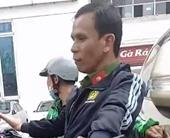 Lật mặt gã đàn ông giả Cảnh sát hình sự trộm xe máy trong siêu thị