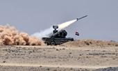 Syria hạ gục hàng loạt thiết bị bay không người lái tập kích căn cứ quân sự