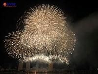 Xứ sở Samba cuồng nhiệt cùng pháo hoa Quốc tế 2019