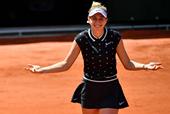 Tay vợt 17 tuổi làm rúng động Roland Garros 2019