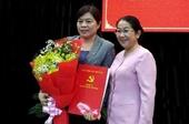 Nhân sự mới TP Hồ Chí Minh, Cần Thơ, Đắk Lắk