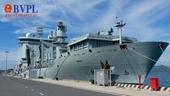 Cận cảnh 2 tàu khủng của Hải quân Hoàng gia Canada đang thăm Cảng Cam Ranh