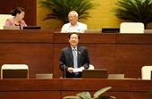 Nhiều đại biểu Quốc hội đề nghị giữ nguyên cấp phó của HĐND