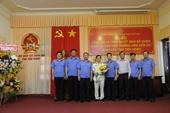 Bổ nhiệm Phó viện trưởng VKSND tỉnh Tiền Giang