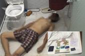 Người đàn ông chết bí ẩn trong nhà vệ sinh của khách sạn