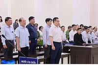 Bác kháng cáo của cựu Thứ trưởng Bộ Công an Bùi Văn Thành