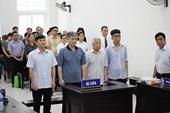 Xét xử cựu lãnh đạo Vinashin nhận 105 tỉ đồng lãi từ Oceanbank VKS đề nghị các mức án