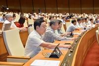 Quốc hội thông qua Luật Đầu tư công sửa đổi