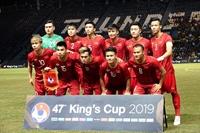 Tuyển Việt Nam tiếp tục thăng tiến trên bảng xếp hạng của FIFA