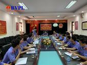 Cụm thi đua số 1, VKSND tỉnh Hải Dương sơ kết công tác thi đua 6 tháng năm 2019
