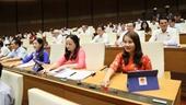 Quốc hội thông qua Nghị quyết giám sát phòng, chống xâm hại trẻ em
