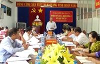 Chủ tịch Hội Liên hiệp Phụ nữ tỉnh Bến Tre bị đề nghị xử lý kỷ luật