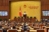 Quốc hội thông qua Nghị quyết kỳ họp thứ 7 Quốc hội khóa XIV