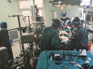 Cơ hội mổ tim miễn phí cho trẻ em Hà Tĩnh