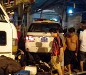 VKSND tỉnh Bình Dương thông tin vụ Thiếu úy CSGT lái xe ô tô tuần tra tông chết người