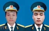 Hôm nay 16 6 tổ chức Lễ truy điệu 2 phi công hy sinh ở Khánh Hòa