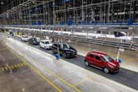 Nhà máy sản xuất ô tô thương hiệu Việt xác lập 3 kỷ lục thế giới