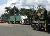 Tài xế container gây tai nạn khiến 5 người thiệt mạng khai gì