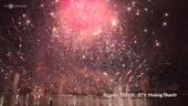 Hàng nghìn người đội mưa xem pháo hoa quốc tế ở Đà Nẵng