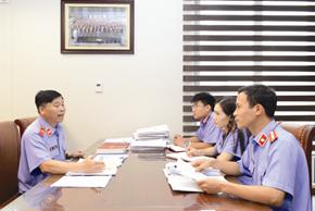 Triển khai 7 nhóm công tác phòng ngừa, 3 nhóm công tác phát hiện và xử lý tham nhũng