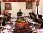 Viện kiểm sát quân sự Quân khu 2 đẩy mạnh công tác đào tạo tại chỗ