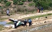 Nguyên nhân máy bay quân sự rơi ở Khánh Hòa làm 2 phi công hy sinh