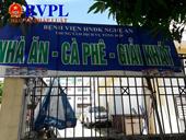 Xử phạt hàng loạt nhà hàng sang ở Nghệ An vi phạm vệ sinh an toàn thực phẩm