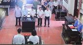 Tuyên án bị cáo Hoàng Công Lương 30 tháng tù giam