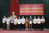 Báo Bảo vệ pháp luật giành giải C Giải báo chí Trần Phú năm 2018