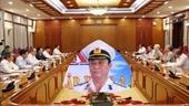 Bộ Chính trị thi hành kỷ luật Đô đốc Nguyễn Văn Hiến