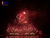 Lễ hội pháo hoa quốc tế Anh và Phần Lan cùng nhau bước vào đêm chung kết