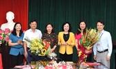 Chủ tịch Liên đoàn Lao động TP Hà Nội làm Trưởng ban Dân vận Thành ủy