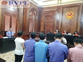 Xét xử vụ án bác sĩ Chiêm Quốc Thái bị vợ thuê người chém