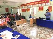 Xét xử lưu động 3 vụ án hình sự tại huyện Điện Biên