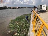 Hai thi thể nam giới chết bí ẩn nổi cùng lúc dưới sông Sài Gòn