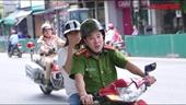 Đại úy Công an chia sẻ về việc dùng xe máy hộ tống thí sinh ngủ quên ở Hà Giang