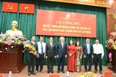 Bổ nhiệm Chánh án Tòa án Nhân dân TP Hồ Chí Minh
