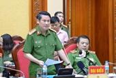 Công an Hà Nội vào cuộc xác minh sai phạm của cựu Bí thư Huyện ủy Phúc Thọ