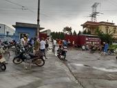 Hàng trăm người dân ở Hải Phòng vây nhà máy phản đối gây ô nhiễm môi trường